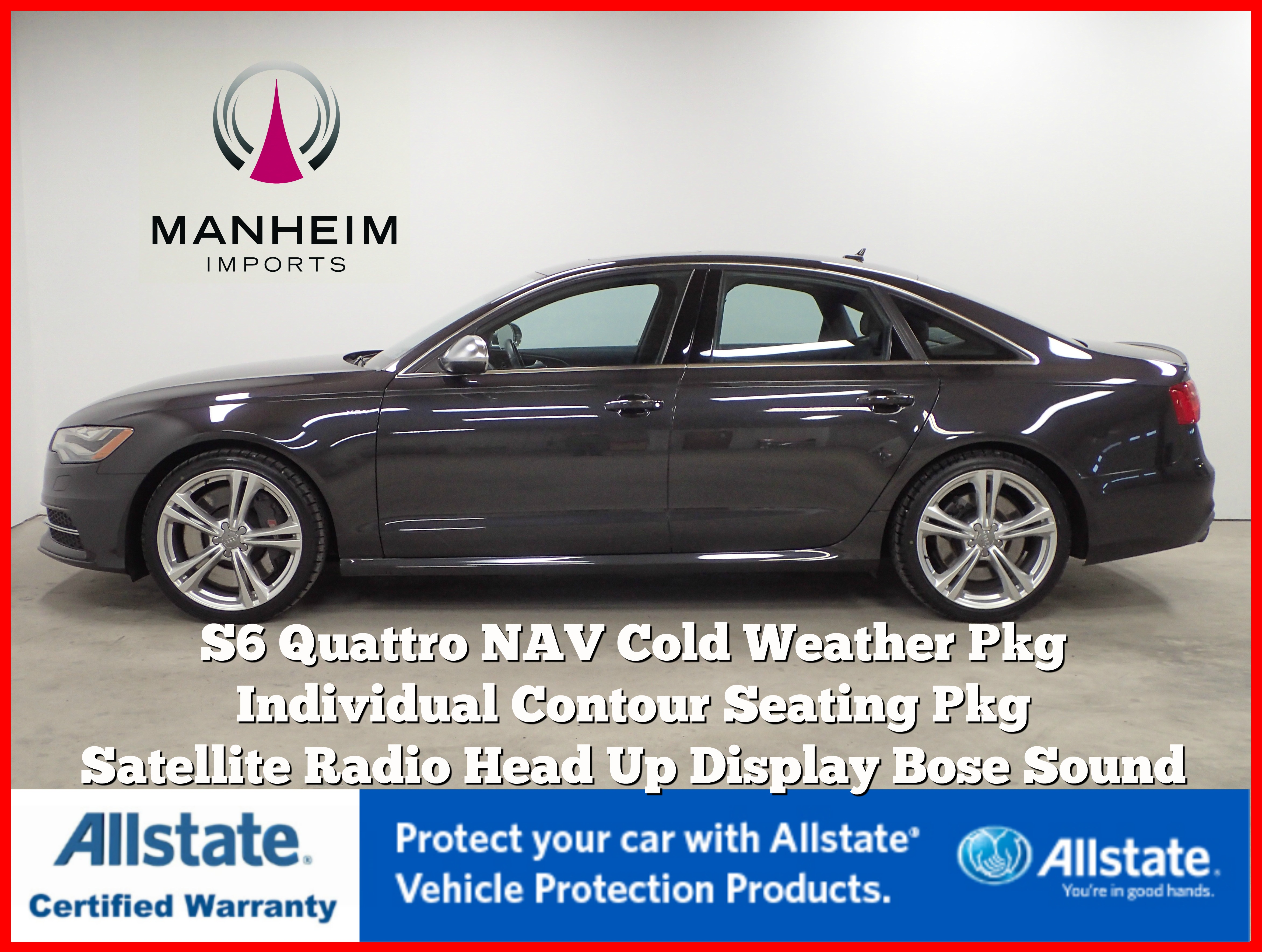 Pre-Owned 2015 Audi S6