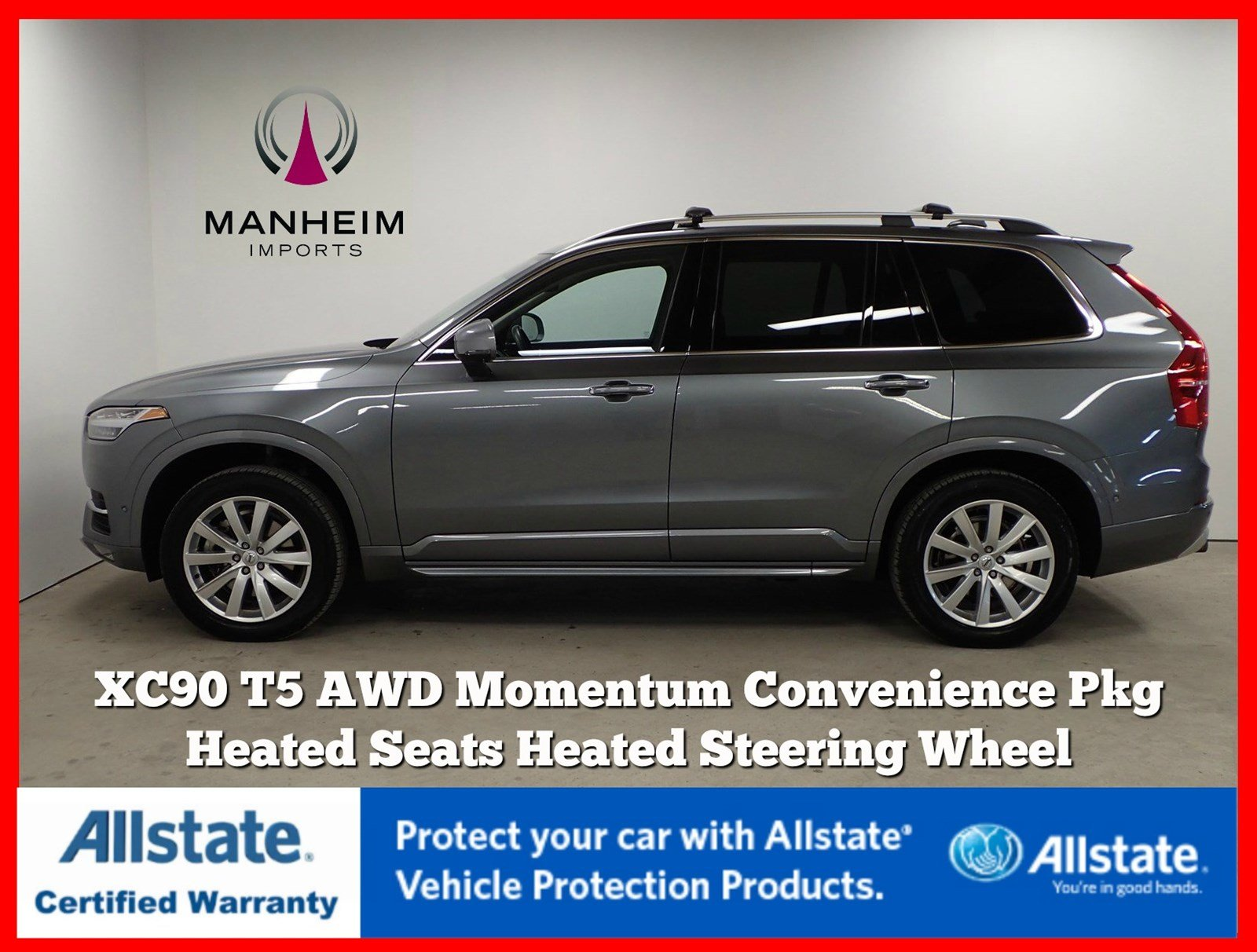 Pre-Owned 2018 Volvo XC90 T5 Momentum AWD 7-Passenger