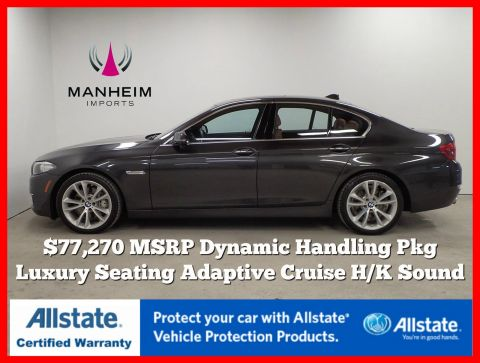 Pre-Owned 2016 BMW 535i xDrive