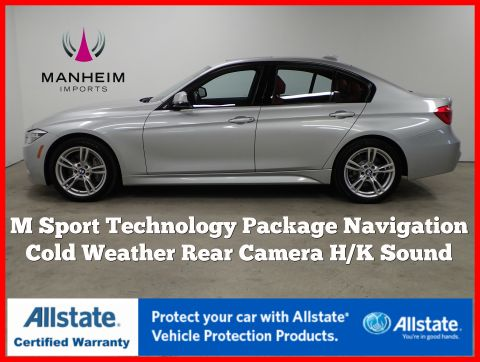 Pre-Owned 2016 BMW 3 Series 328i xDrive M Sport