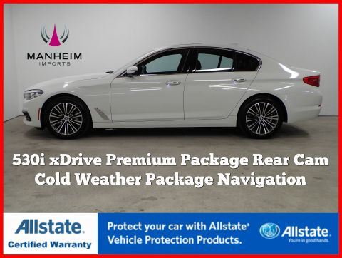 Pre-Owned 2017 BMW 5 Series 530i xDrive Sport Line