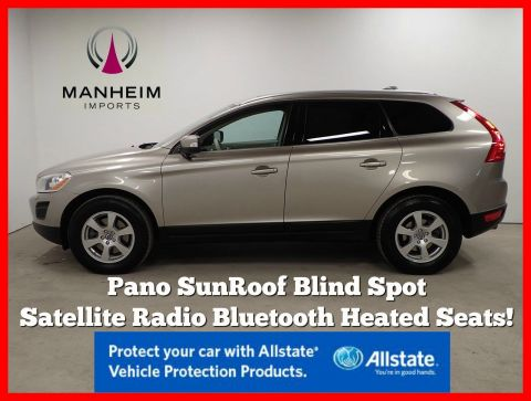 Pre-Owned 2012 Volvo XC60 3.2 AWD Premier